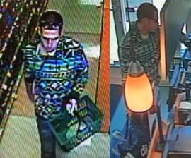 Publix Liquor Suspect